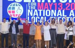 Đồng minh của Tổng thống Philippines thắng lớn