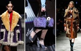 Hãng thời trang cao cấp Prada tuyên bố ngừng sử dụng lông thú vào năm 2020