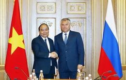 Đề nghị Duma quốc gia Nga tạo thuận lợi cho cộng đồng người Việt