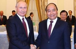 Phấn đấu nâng kim ngạch thương mại Việt - Nga lên 10 tỷ USD