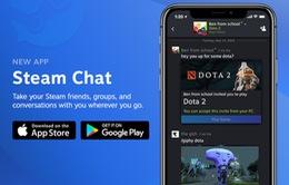 Valve phát hành ứng dụng Steam Chat trên Android và iOS