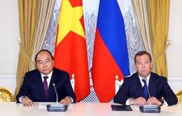 Việt Nam - Nga ký kết nhiều văn kiện hợp tác