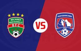 Becamex Bình Dương vs Than Quảng Ninh (Vòng 11 V.League 2019): Chờ đợi những bất ngờ (17h00 hôm nay, 24/5)