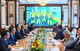 Dầu khí tiếp tục là trụ cột của quan hệ Việt - Nga