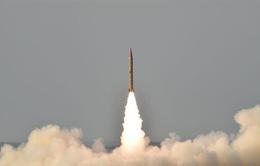 Pakistan thử tên lửa đạn đạo
