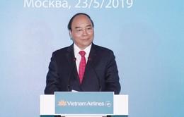 Kỷ niệm 15 năm đường bay thẳng Việt - Nga
