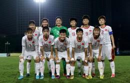 Bốc thăm VCK U19 nữ châu Á 2019: U19 nữ Việt Nam cùng bảng chủ nhà Thái Lan