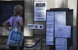 Người dân EU bị từ chối bỏ phiếu tại Anh
