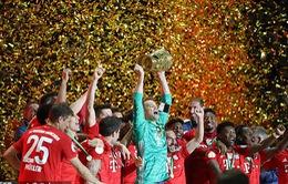 Vô địch Cúp Quốc gia Đức, Bayern Munich hoàn tất cú đúp danh hiệu