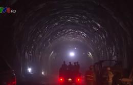 Đẩy nhanh tiến độ thi công hầm Hải Vân 2