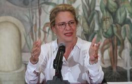 Bộ trưởng Môi trường Mexico từ chức vì làm chậm chuyến bay