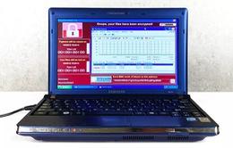Chiếc laptop dính đầy mã độc được rao bán hơn 1 triệu USD