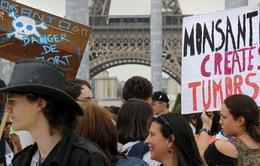 Biểu tình chống hoạt động phá hoại môi trường của Monsanto