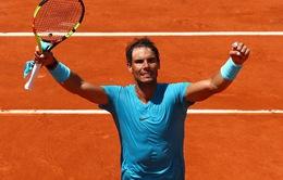 Khán giả xem giải quần vợt Roland Garros 2019 ở đâu?
