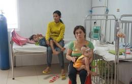 Số bệnh nhi mắc sốt xuất huyết tăng cao