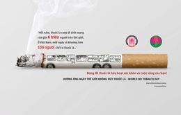 Việt Nam: Một trong những nước có tỷ lệ nam giới hút thuốc lá cao nhất thế giới