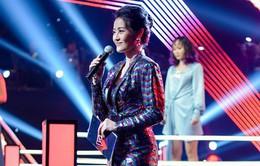 MC Phí Linh lên tiếng về thí sinh The Voice tỏ thái độ khi không được gọi nghệ danh