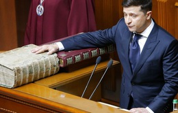 Tổng thống Ukraine bổ nhiệm bạn bè vào nội các