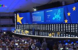 Liên minh trung hữu thắng cử Nghị viện châu Âu