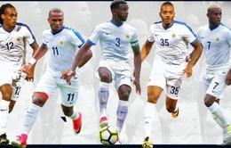 Danh sách 23 cầu thủ ĐT Curacao dự King's Cup 2019
