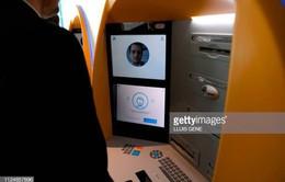 Rút tiền bằng công nghệ nhận diện khuôn mặt