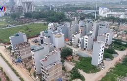 Khu dân cư không điện, nước giữa thủ đô