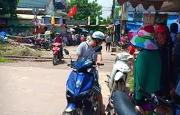 Thai phụ và 2 cha con tử vong trong nhà trọ ở Bình Dương