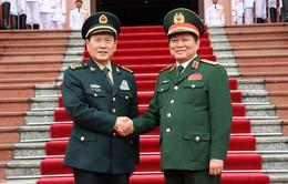 Thúc đẩy quan hệ quốc phòng Việt Nam - Trung Quốc