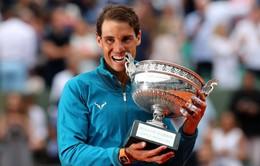 Infographic: 8 điều thú vị về giải quần vợt Pháp mở rộng