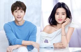 Song Joong Ki và Kim Tae Ri tấn công thị trường Trung Quốc