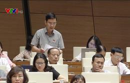 Nhiều đại biểu đề nghị Quốc hội quyết định kế hoạch đầu tư công trung hạn