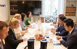 Stockholm sẵn sàng giúp Hà Nội về quản lý đô thị