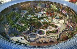 """Dubai chuẩn bị ra mắt siêu trung tâm thương mại biết """"sống và thở"""""""
