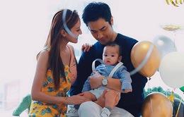 Trịnh Gia Dĩnh: Trở thành bố là cột mốc lớn nhất