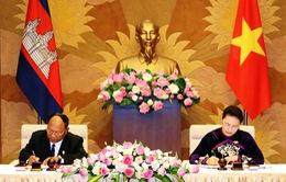 Tăng cường hợp tác Quốc hội Việt Nam - Campuchia