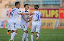 Lịch thi đấu và trực tiếp vòng 12 Giải VĐQG Wake-up 247 V.League 1-2019: CLB Thanh Hóa - DNH Nam Định, Hoàng Anh Gia Lai - CLB Hà Nội