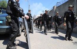 Bạo loạn trog nhà tù ở Odessa, Ukraine