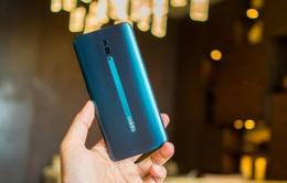 """Cận cảnh smartphone Oppo Reno với camera """"trượt vây cá mập"""" trước ngày ra mắt"""