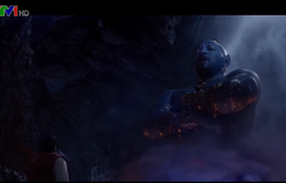 Aladdin và thần đèn mê hoặc khán giả Bắc Mỹ