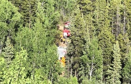 Rơi máy bay hạng nhẹ ở Canada, 2 người thiệt mạng