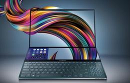 Asus ra mắt laptop hai màn hình độc đáo