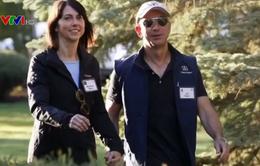 Vợ cũ của tỷ phú Amazon dành một nửa tài sản cho từ thiện