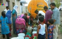 Nắng nóng và khan hiếm nước tại Karnataka, Ấn Độ
