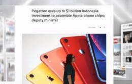 Pegatron chi 1 tỷ USD mở nhà máy chip iPhone ở Indonesia?