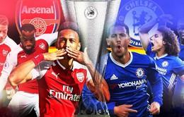 Chelsea vs Arsenal (Chung kết UEFA Europa League): Trước ngưỡng cửa thiên đường! (02h00 ngày 30/5 tại Baku)
