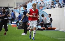 Công Phượng vắng mặt trong chiến thắng của Incheon
