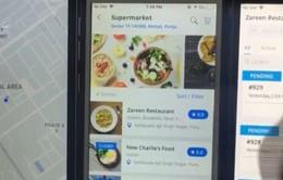 """Google nhảy vào """"cuộc chiến"""" giao đồ ăn"""