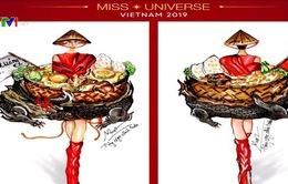 Nhiều ý tưởng thiết kế trang phục cho thí sinh dự thi Hoa hậu Hoàn vũ