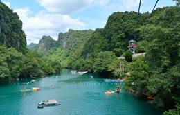 Vẻ đẹp bí ẩn của sông Chày - Quảng Bình