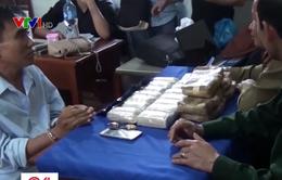 Nhiều thủ đoạn tinh vi vận chuyển ma túy qua biên giới
